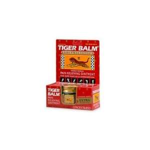 Tiger Balm Pain Relieving Ointment, Extra Strength, 0.63 Ounces
