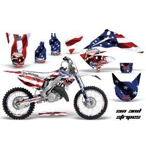 AMR Racing Honda Cr125 Mx Dirt Bike Graphic Kit   1995 2008 Sin N