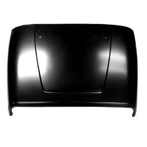 TKY AM20007A Jeep Wrangler Primed Black Replacement Hood