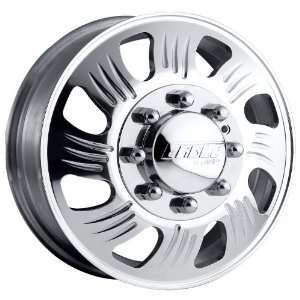 Eagle Alloys 129 Polished Wheel (16x6/8x170mm
