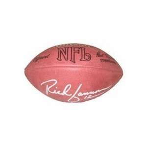 Rich Gannon, Autographed Official Wilson NFL Game Football