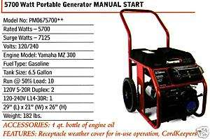 Kubota Generator Manual A450 A1000 On Popscreen