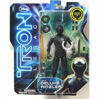 TRON Legacy Basic Light Up Action Figures Case Toys