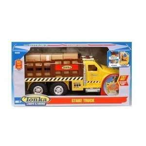 Tonka Stake Truck Lights and Sound