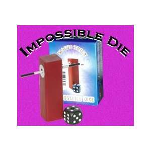 Impossible Die   Close Up / General / Magic Trick Toys & Games