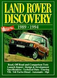 LAND ROVER DISCOVERY 1989 1994 ROAD TEST & REPORTS