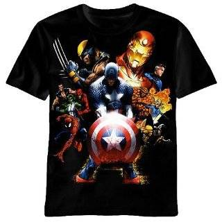 Avengers Assemble    The Avengers T Shirt Clothing