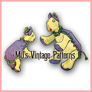 Stuffed Animal Patterns Cloth Doll Patterns Embroidery & Applique Doll