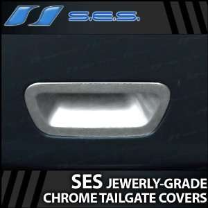 2005 2010 Dodge Magnum SES Chrome Tailgate Handle Cover