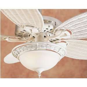 Hunter Ceiling Fans Tropical Original Model 23743 in White. Indoor fan
