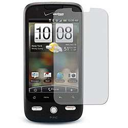 Anti fingerprint Anti glare Clear Screen Protector for HTC Eris 6200