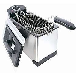 09135 Professional 3.5 liter Capacity Deep Fryer