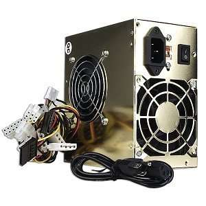 Dual Fan ATX Power Supplies w/SATA & PCI Express (Gold) Electronics