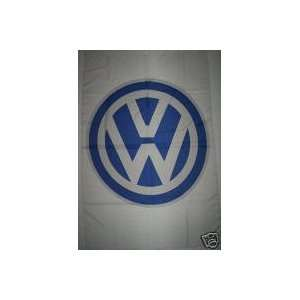 VW VOLKSWAGON 5x3 Feet Cloth Textile Fabric Poster