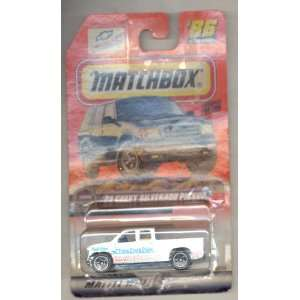 18 Farm WHITE 99 Chevy Silverado Pickup 164 Scale Toys & Games
