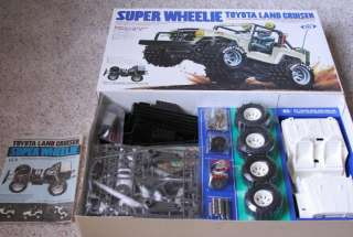MARUI 1/10 TOYOTA LAND CRUISER SUPER WHEELIE NIB