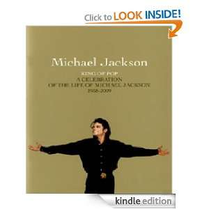 Michael Jackson Memorial Program King Of Pop A Celebration Of The