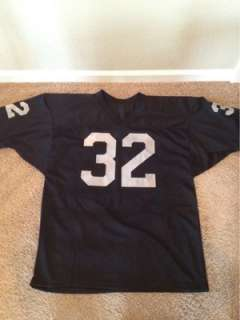 dna marcus allen raiders signed autograph jersey psa dna