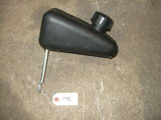 Universal Go Kart Snowblower Lawnmower Engine Motor Gas Fuel Tank Used