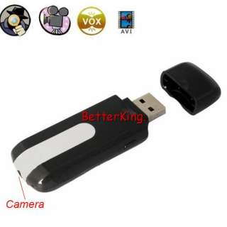 MiNi USB Flash drive Hidden Camera HD 30fps DISK DVR