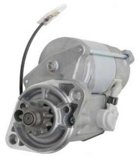 NEW STARTER MOTOR KUBOTA F2803 GENSET ENGINE 12V 11T