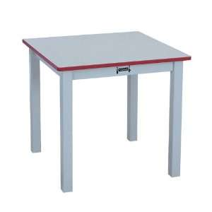 Jonti Craft 24 Square Rainbow Accents Table