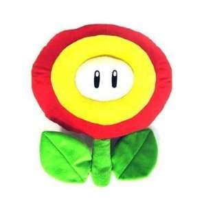 Plush   Nintendo Super Mario Bros.   Fire Flower 13 Soft