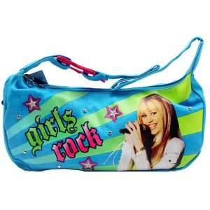 Hannah Montana Girls Rock Hobo Colorful Purse/Bag Handbag