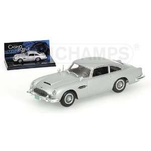 ASTON MARTIN LHD DB5 JAMES BOND CASINO ROYALE Diecast Model Car in 1