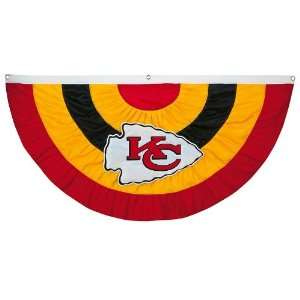 NFL Kansas City Chiefs Bunting Banner