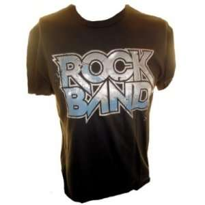 Rock Band Mens T Shirt Cracked Classic Logo Size Medium
