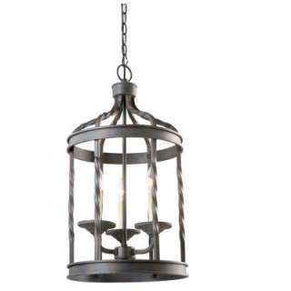 Collection Rustic Iron 3 Light Pendant GVQ9713A 2