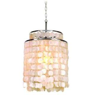 Hampton Bay Razzari 1 Light Hanging Chrome Pendant 16665 016 at The