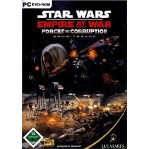 Star Wars   Empire at War Forces of Corruption (Add on)