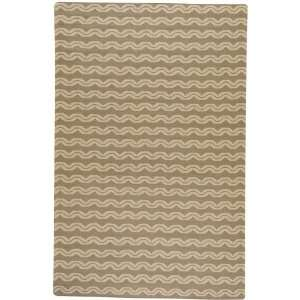 Frontier Collection Contemporary Hand Woven Wool Rug 8.00