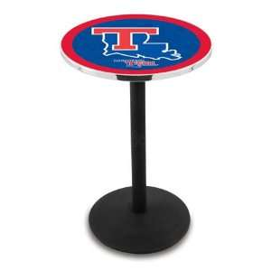 Tech Counter Height Pub Table   Round Base