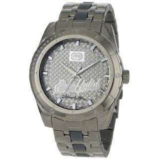 Ecko Mens E14542G1 The Daily Gun Metal Plated Steel Bracelet Watch