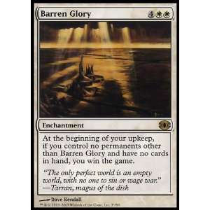the Gathering Barren Glory Collectible Trading Card Toys & Games