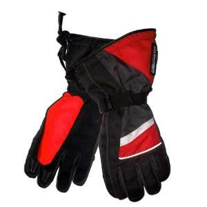 Kg Gl 2 Glove Small Black/red Automotive