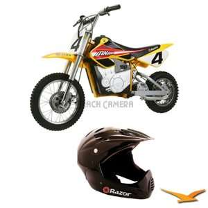 Razor MX650 Dirt Rocket Electric Motocross Bike with Razor