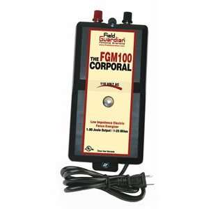 Guardian Corporal 1 Joule Electric Fence Energizer