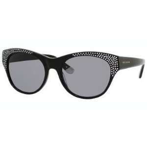 Juicy Couture 512 Black / Gray Lens Sunglasses