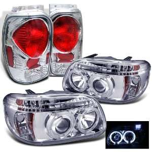 Eautolight 1995 1997 Ford Explorer Projector Head Lights+tail Lights