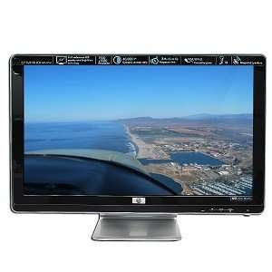 23 HP De Branded DVI/HDMI Blu ray 1080p Widescreen LCD Monitor