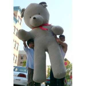 ONLINE   8 FEET TALL GIANT TEDDY BEAR BIG STUFFED ANIMAL PLUSH JUMBO