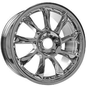 19 Inch Mercedes Benz Wheels Rims Chrome (set of 4