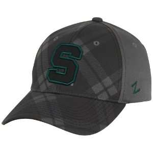 Michigan State Spartan Hats  Zephyr Michigan State Spartans Tartan