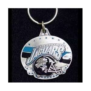 NFL Design Key Ring   Jacksonville Jaguars Everything