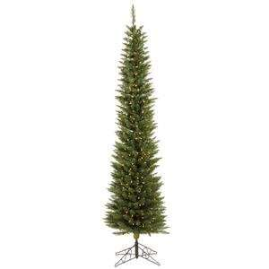 Durham Pole Pine 450 LED Warm White Lights Christmas Tree (A103681LED