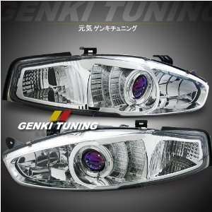 Projector HeadLights HeadLamps Head Lights Lamps 97 98 99 00 01 02 2DR